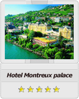 Geneva airport taxi to Hotel Montreux Palace